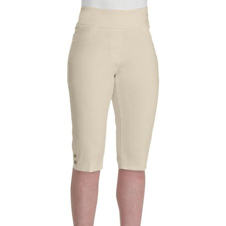 Alia Womens Tech Stretch Skimmer Shorts