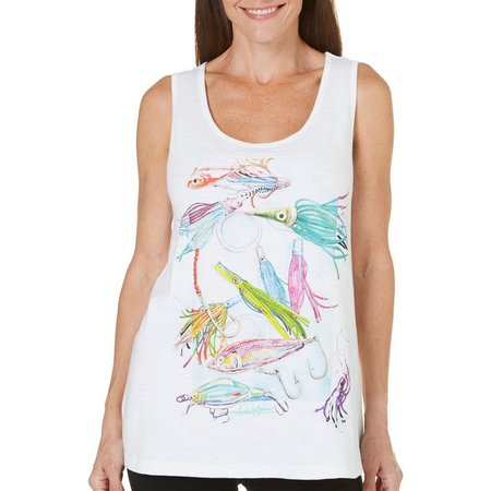 Amber Moran Womens Luring In Tank Top