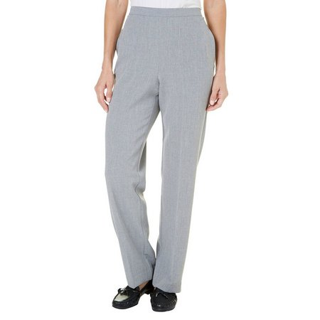 Alfred Dunner Womens Arizona Sky Textured Pants