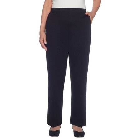 Alfred Dunner Womens Talk Of Town Short Pants