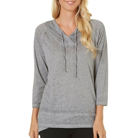 Love. Life. Live Womens Hoodie Pullover Top