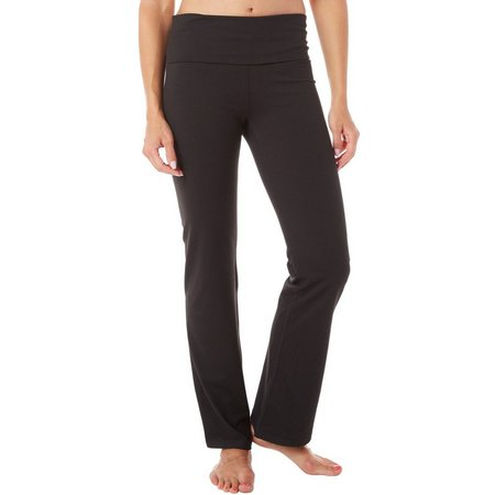 Gaiam Womens OM Nova Active Bootcut Pants