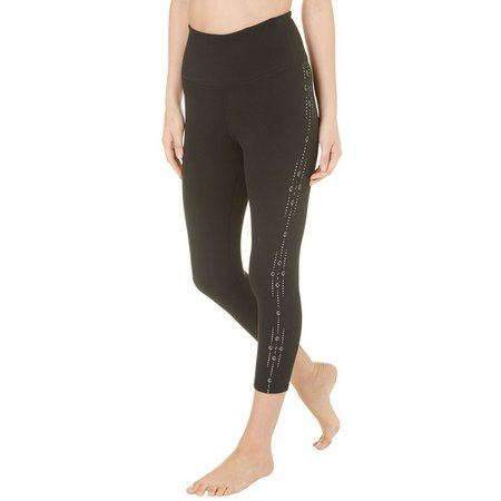 Gaiam Womens Tyra High Waist Yoga Leggings