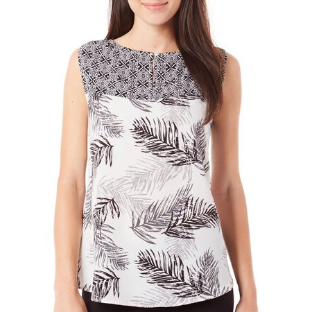 Figueroa and Flower Womens Tilly Printed Tank Top