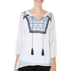 Figueroa and Flower Womens Mia Top