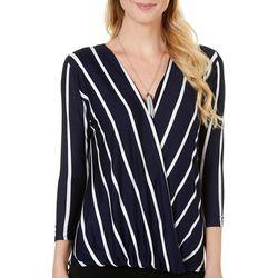 New! C'est La Vie Womens Necklace & Stripe
