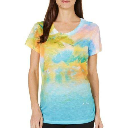 Dawn Davis Womens Florida Breeze T-Shirt
