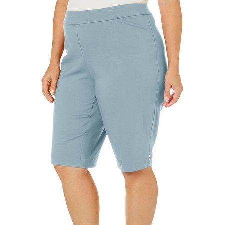 Coral Bay Plus Solid Millennium Skimmer Shorts