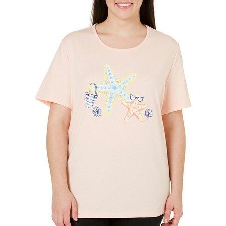 Coral Bay Plus Starfish Shopping Top