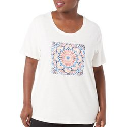 Coral Bay Plus Journey Kaleidoscope Stamp Top