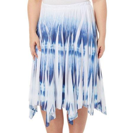 Nouvida Plus Tie Dye Skirt