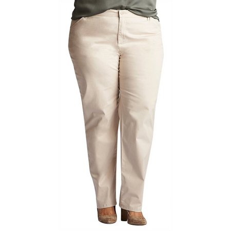 Lee Plus Relaxed Fit All Day Pants