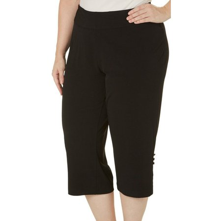 Alia Plus ITY Pull-On Capris