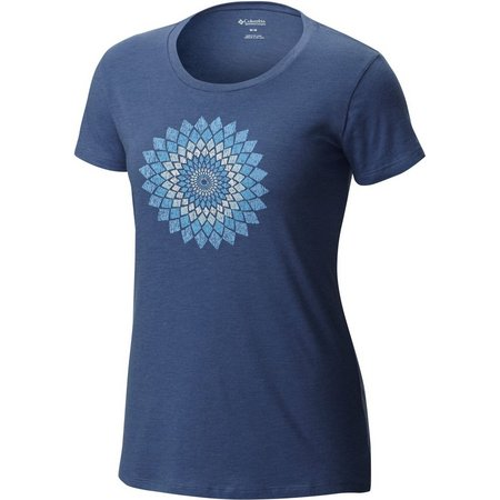 Columbia Plus Prism Medallion Short Sleeve T-Shirt