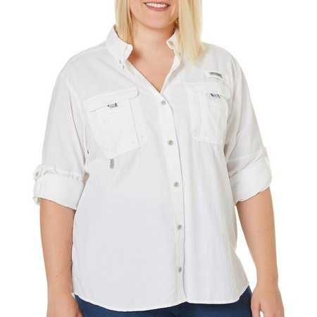 Columbia Plus PFG Bahama Long Sleeve Shirt