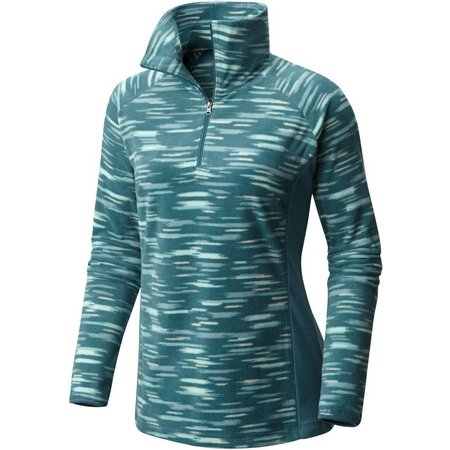 Columbia Plus Glacial Fleece III Half Zip Jacket