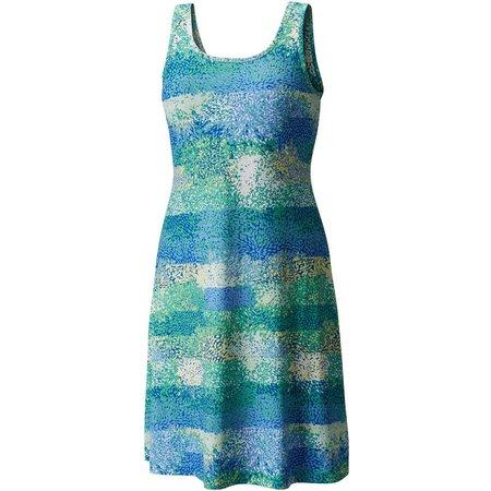 Columbia Plus Solid Freezer III Dress