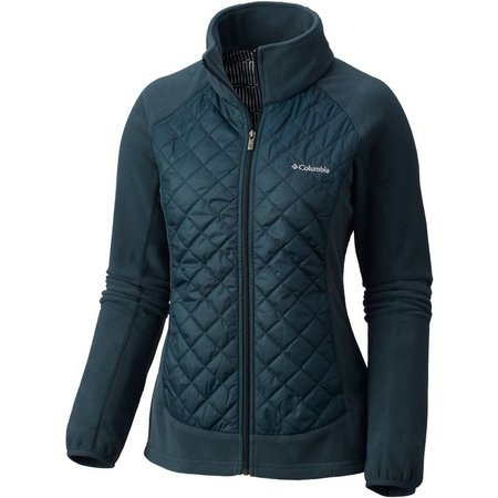 Columbia Plus Warmer Days Full Zip Jacket