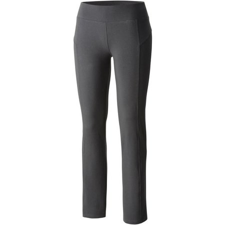 Columbia Plus Solid Anytime Straight Leg Pants