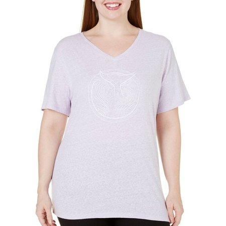 Reel Legends Plus Freescent Whale T-Shirt