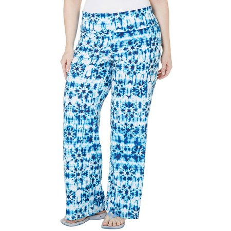 Reel Legends Keep It Cool Tie Dye Pants