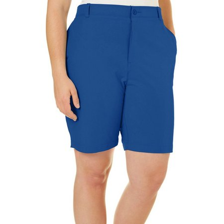 Reel Legends Plus Comfort Waist Bermuda Shorts
