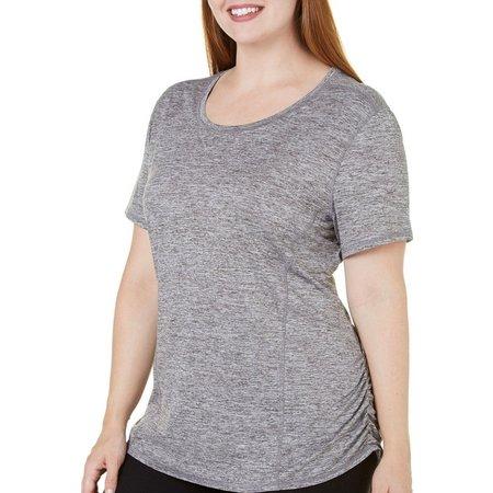 Brisas Plus Ruched T-Shirt