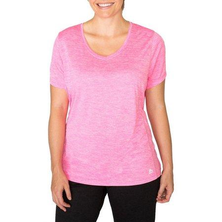RBX Plus Space Dye V-Neck T-Shirt