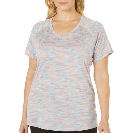 RBX Plus Raglan Striated T-Shirt