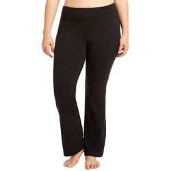 Balance Plus Flat Waist Solid Pants