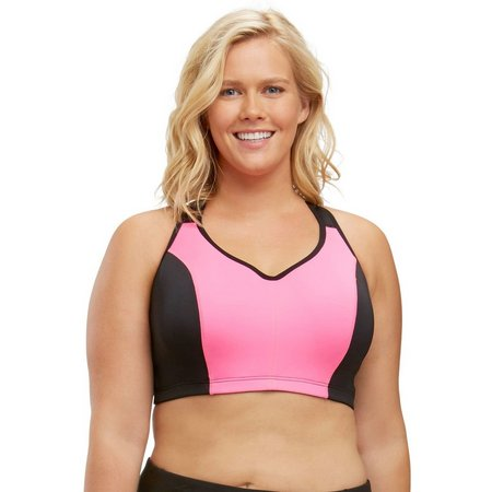 Balance Plus Gabriella Colorblock Sports Bra