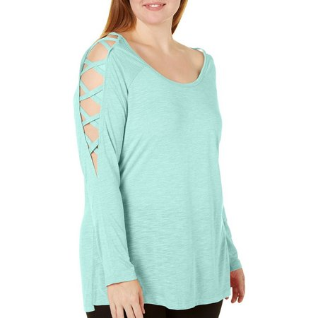 Balance Plus Mercy Cold Shoulder T-Shirt