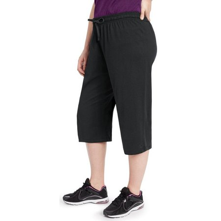 Champion Plus Solid Jersey Capris