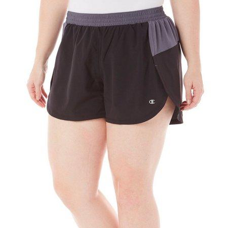 Champion Plus Colorblock Sport Shorts