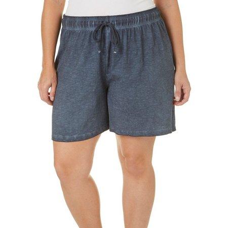 Brisas Plus Drawstring Shorts