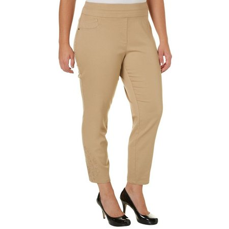 Dept 222 Plus Spring Awakening Super Stretch Pants