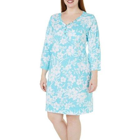 Caribbean Joe Plus Modern Breeze Dress