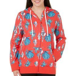 SunBay Plus RWB Shell Hoodie Jacket