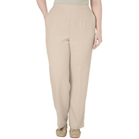 Alfred Dunner Plus Classics Pants