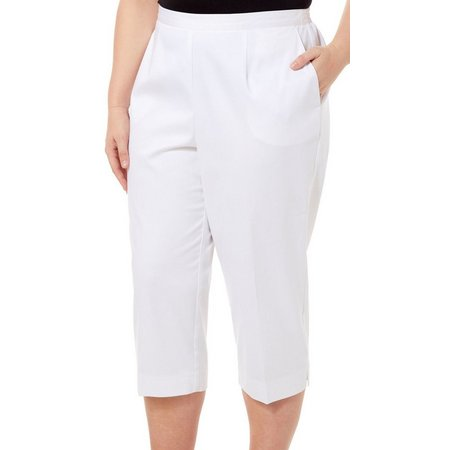 d96fc8f4bd1 ... Size Pants 18w Pull On. Alfred Dunner Plus Acapulco Cargo Capris Bealls  Florida