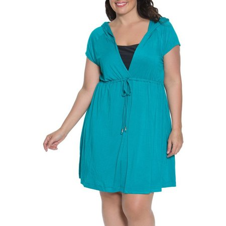 Wearabout Plus Beachside Beauty Dress Cover-Up