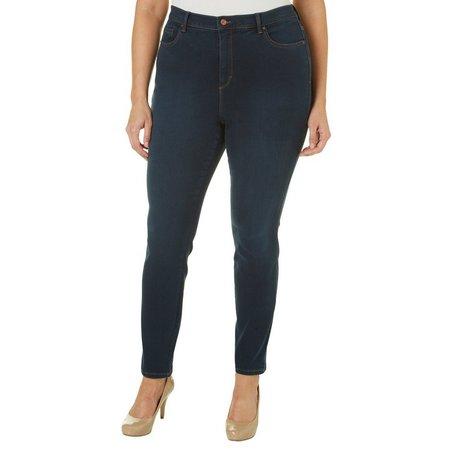 Gloria Vanderbilt Plus Amanda Skinny Denim Pants