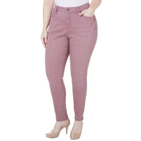 Gloria Vanderbilt Plus Jessa Curvy Skinny Jeans