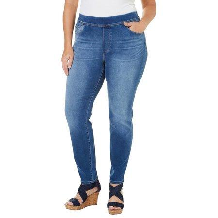 Gloria Vanderbilt Plus Avery Pull-on Pants
