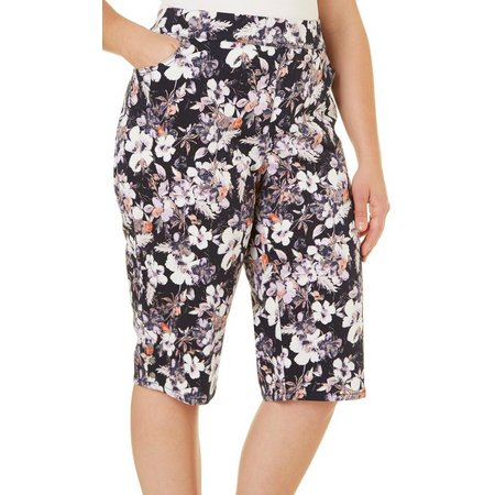 Gloria Vanderbilt Plus Avery Skimmer Shorts
