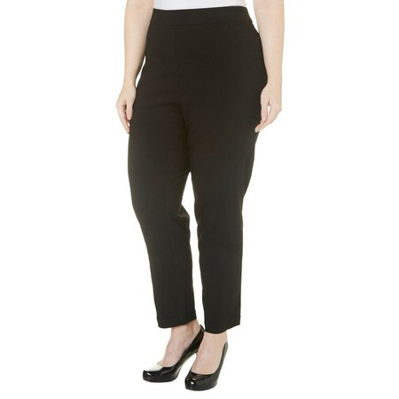 Nue Options Plus Tech Stretch Pull-On Pants
