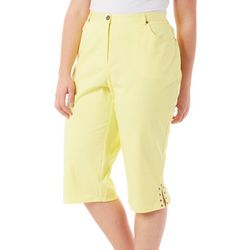 Hearts of Palm Plus Spring Fling Capris