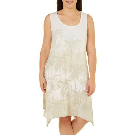 Hearts of Palm Plus Blush Crush Palm Dress