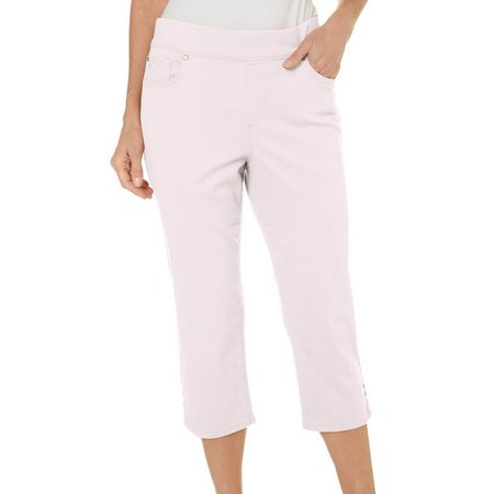 Gloria Vanderbilt Petite Avery Stretch Capris
