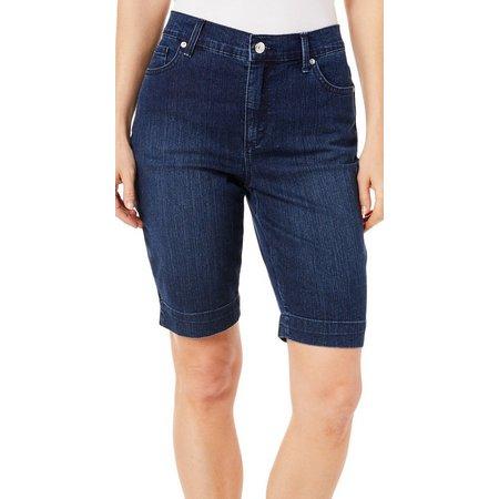 Gloria Vanderbilt Petite Amanda Bermuda Shorts